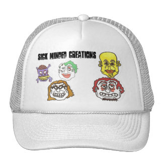 SICK MINDED CREATIONS LID CAP