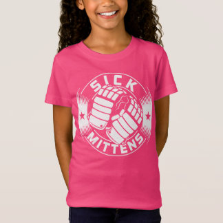 Sick Mittens Ice Hockey Slang TShirt