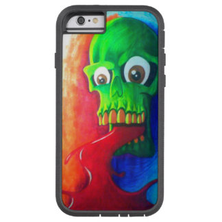 Sick Skull 1 IPhone 6 Tough Xtreme Phone Case Tough Xtreme iPhone 6 Case