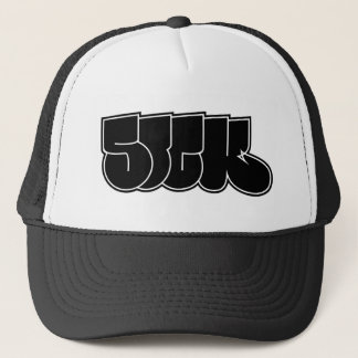 SICK-throw Trucker Hat