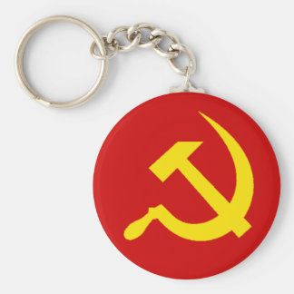 Sickle and Hammer KeyChain