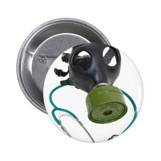SicknessPrevention052409 Pinback Button