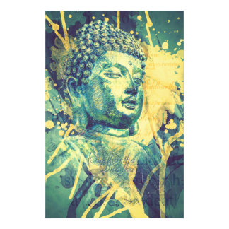 Siddhartha Buddha Photographic Print