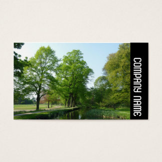 Side Band - Canal Business Card