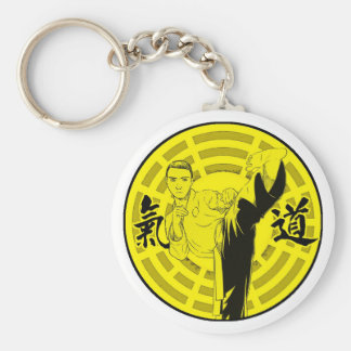 Side Kick Key Ring