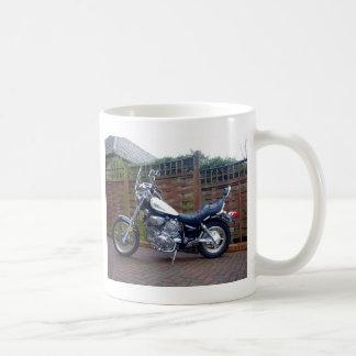 side square coffee mug