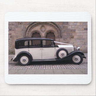 Side view of 1936 Rolls Royce 20 25.jpg Mouse Pad