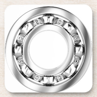 Side view of ball bearing coaster