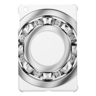 Side view of ball bearing iPad mini cases