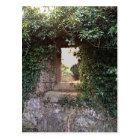 Side Window at West Kirk Culross Postcard