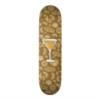 Sidecar cocktail 18.1 cm old school skateboard deck