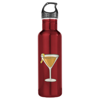 Sidecar cocktail 710 ml water bottle