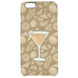 Sidecar cocktail clear iPhone 6 plus case