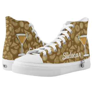 Sidecar cocktail high tops