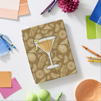 Sidecar cocktail iPad cover