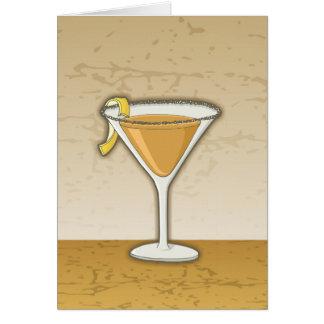 Sidecar cocktail Recipe Card
