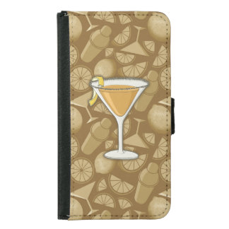 Sidecar cocktail samsung galaxy s5 wallet case