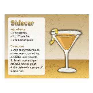 Sidecar Recipe Card