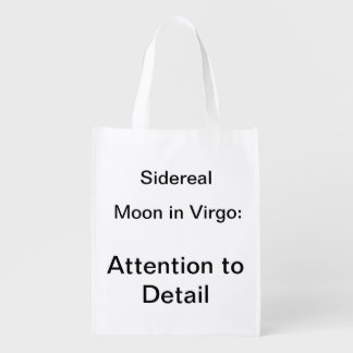 Sidereal Moon in Virgo: Attention to Detail
