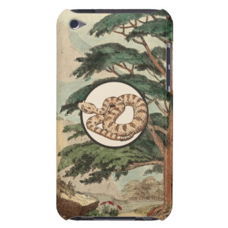 Sidewinder In Natural Habitat Illustration Case-Mate iPod Touch Case