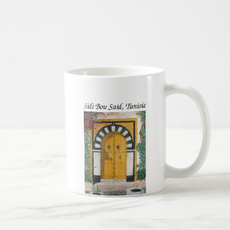 Sidi Bou Said, Tunisia Coffee Mug