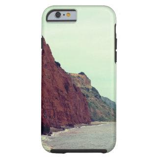 Sidmouth Cliffs iPhone 6/6s, Tough Tough iPhone 6 Case