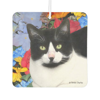 """Sidney"" Cat Air Freshener"