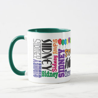 Sidney Coffee Mug