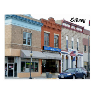 Sidney Postcard