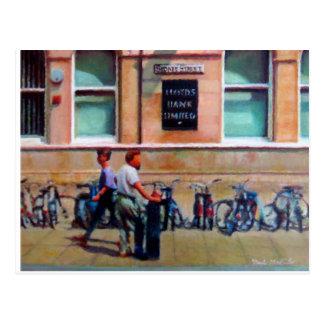 Sidney Street Postcard