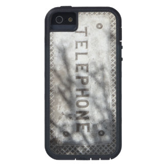 sidwalk telephone access cover phone case