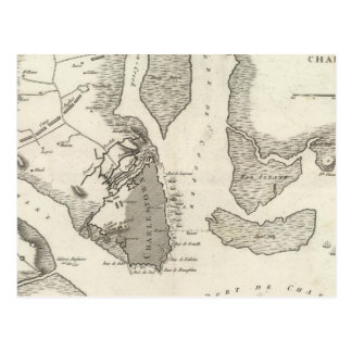 Siege of Charleston Postcard