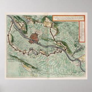 Siege of Maastricht Poster