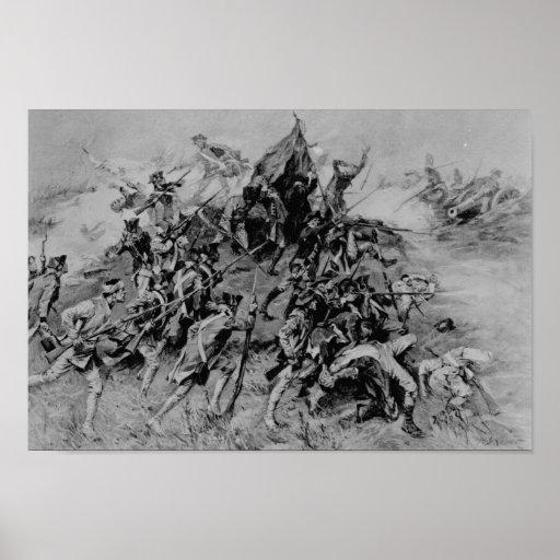 Siege of Savannah Print
