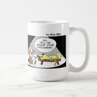 Siegfried and Freud Mug