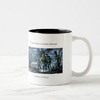 Siegfried Line at Campholz Woods Mug