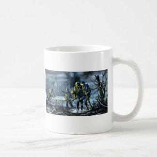 Siegfried Line at Campholz Woods Coffee Mug