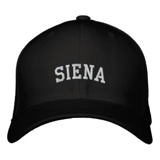 Siena Embroidered Cap