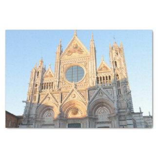 Siena Italy Tissue Paper