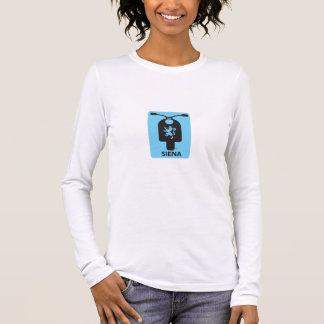 Siena Ladies Long Sleeve (Fitted) Long Sleeve T-Shirt