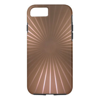 Siena Light Beam Pattern iPhone 7 Case