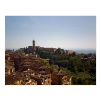 Siena Postcard