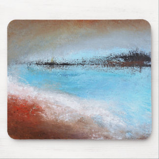 Siena Turquoise Mouse Pad
