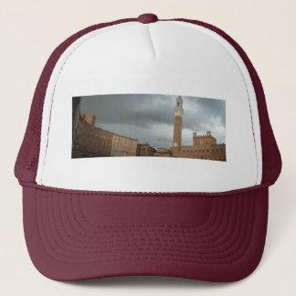 Sienna_Piazza del Campo Trucker Hat