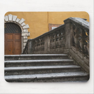 Sienna, Tuscany, Italy - Low angle view of Mouse Pad