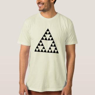Sierpinski Triangle Tees