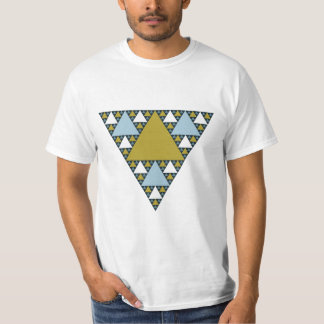 Sierpinski triangles T-Shirt