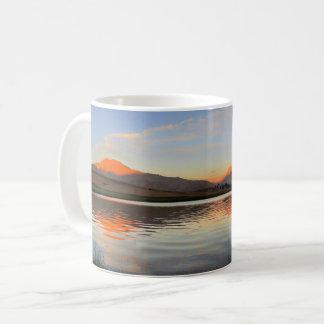 Sierra Crest Sunset - John Muir Trail Coffee Mug