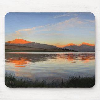 Sierra Crest Sunset - John Muir Trail Mouse Pad