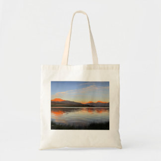 Sierra Crest Sunset - John Muir Trail Tote Bag